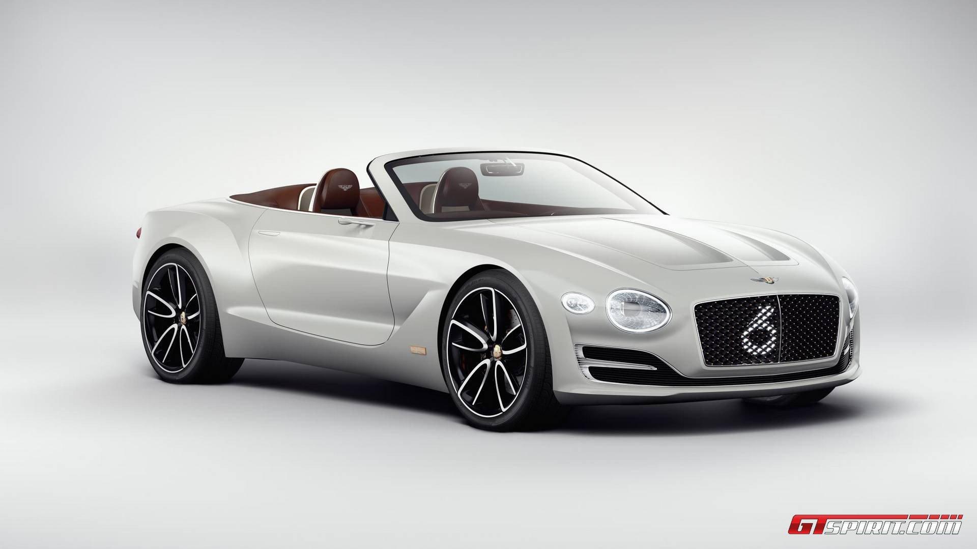Bentley EXP12 6E Concept Car