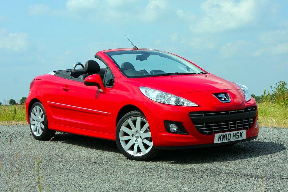 Peugeot 207 cc Common Roof Problems