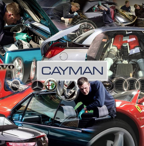 cayman auto roof repairs in kent
