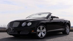 Common Bentley Continental Convertible GTC Roof Problems