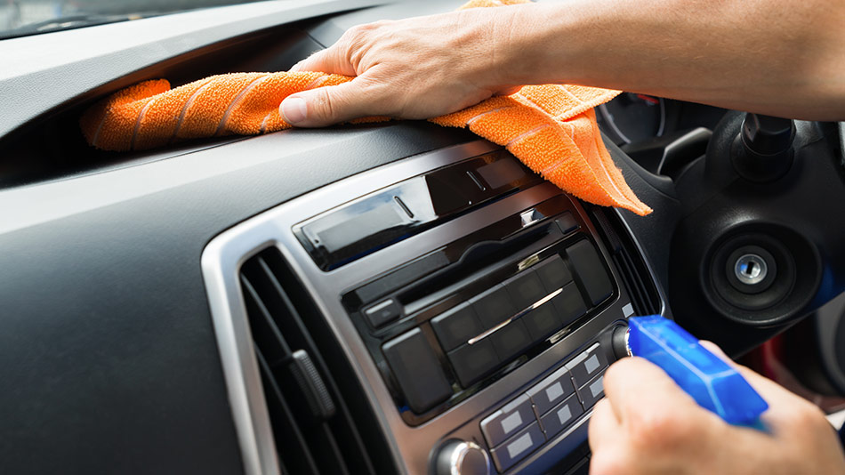 How To Sanitise and Clean Your Car